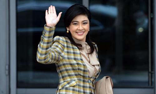 Cựu thủ tướng Thái Lan Yingluck Shinawatra. Ảnh: Asia Society.