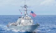 Việt Nam lên tiếng về việc Mỹ điều tàu chiến áp sát Hoàng Sa