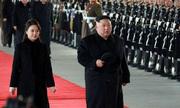 Kim Jong-un thăm nhà máy dược phẩm ở Trung Quốc