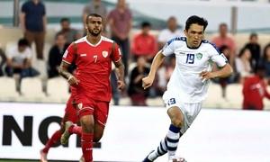 Uzbekistan 2-1 Oman