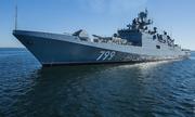 Nga phong tỏa vùng biển ngoài khơi Syria để tập trận phóng tên lửa