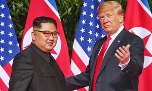 Quan chức Hàn nói Việt Nam có trong danh sách địa điểm cuộc gặp Trump - Kim