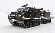 Tuyết dày kỷ lục làm tê liệt châu Âu