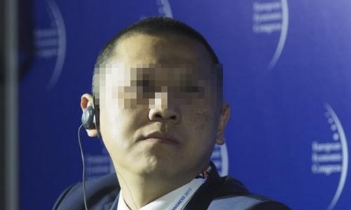 Cựu giám đốc bán hàng Huawei Ba Lan Wang Weijing. Ảnh: Wnp.pl.