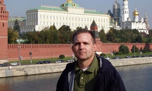 Paul Whelan, người đang bị giam ở Nga vì cáo buộc gián điệp. Ảnh: Reuters.