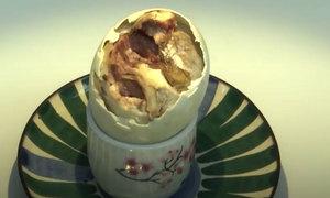 Trứng vịt lộn vào bảo tàng những món ăn kinh dị tại Thụy Điển