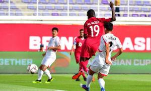 Triều Tiên 0-6 Qatar