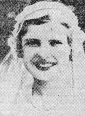 Tinko, cô gái bị bắt cóc năm 1932. Ảnh: Public Opinion.