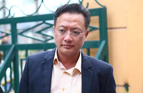 Giám đốc Công ty Thiên Sơn Đỗ Anh Tuấn. Ảnh: Phạm Dự.