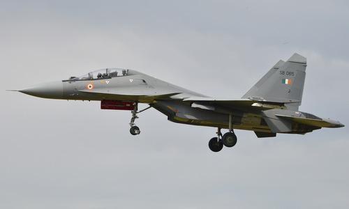 Tiêm kích Su-30MKI trong biên chế không quân Ấn Độ. Ảnh: Wikipedia.