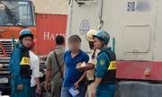 '7 trên 48 tài xế container nghiện ma túy - cần tước bằng lái ngay'
