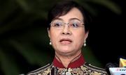 Bà Nguyễn Thị Quyết Tâm nghỉ hưu