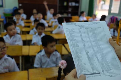 Bước vào năm học mới, giáo viên tiểu học thường quay cuồng với việc dạy học, ổn định nề nếp, họp phụ huynh. Ảnh minh họa: Mạnh Tùng.