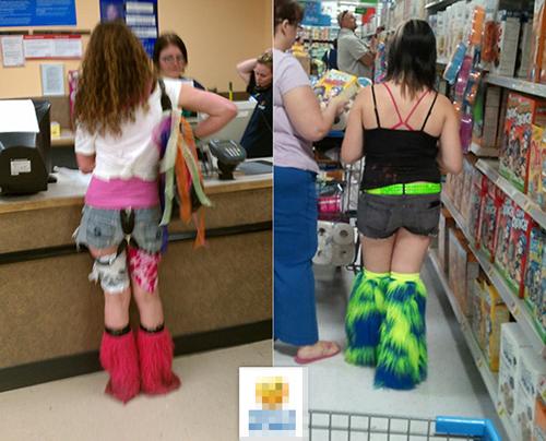 Xu hướng thời trang mới.