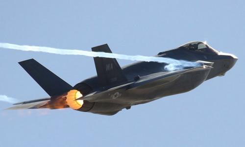 Tiêm kích F-35A trong biên chế không quân Mỹ. Ảnh:USAF.