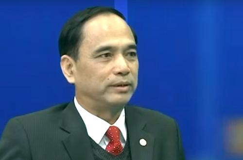Ông Phạm Văn Tác, Vụ trưởng Tổ chức cán bộ, Bộ y tế. Ảnh: PV