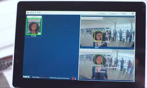 Sân bay check-in bằng nhận diện gương mặt, gửi hành lý tự động
