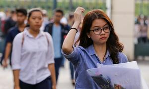 Năm phương thức tuyển sinh của Đại học Quốc gia TP HCM