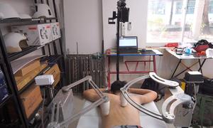 Sinh viên TP HCM đầu tư 20 triệu đồng chế tạo giường massage
