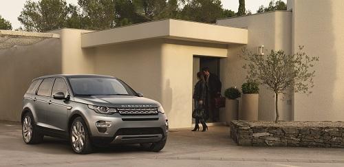 Discovery Sport - mẫu xe SUV hạng sang đa dụng dành cho gia đình.