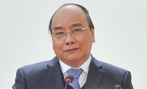 Thủ tướng Nguyễn Xuân Phúc. Ảnh: Phương Sơn