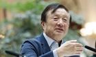 Ông chủ Huawei kể về khó khăn thời quân ngũ