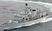 Tàu chiến Mỹ, Anh diễn tập chung tại Biển Đông để thách thức Trung Quốc