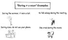 Phân biệt cách dùng 'during' và 'while'