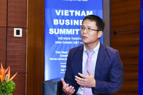 Ông Nguyễn Mạnh Hào chia sẻ tầm nhìn và hành trình tiên phong áp dụng A.I tại Việt Nam.