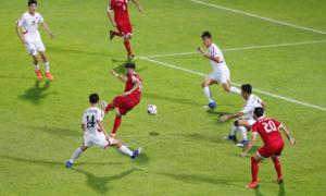 Lebanon 4-1 Triều Tiên