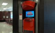 ATM 'rút' pizza trong ba phút ở Mỹ