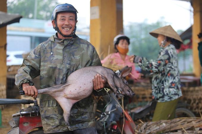 Chợ heo gần nửa thế kỷ ở Quảng Nam