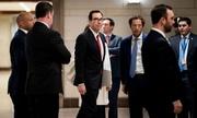 Hạ viện Mỹ ngăn Trump dỡ lệnh trừng phạt với công ty Nga