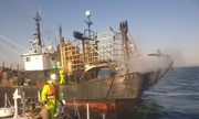 Cháy tàu cá tại Hàn Quốc, một người Việt thiệt mạng