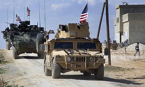 Chỉ huy Mỹ 'hổ thẹn' vì Trump quyết rút quân khỏi Syria