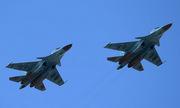 Tìm thấy phi công trong vụ tiêm kích Su-34 Nga va chạm trên không