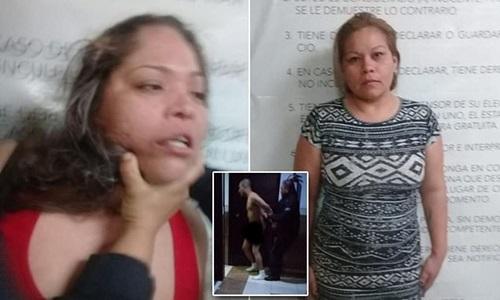 Cảnh sát Mexico chết lặng khi nhận ra vợ trong 'tiệc sex' thác loạn