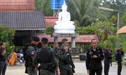 Xả súng tại miền nam Thái Lan, hai nhà sư thiệt mạng