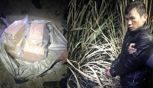 Cảnh sát bắt kẻ trộm hơn 1.200 kíp nổ