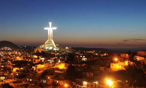 Thành phố Coquimbo của Chile. Ảnh: VisitChile.