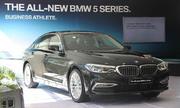 BMW series 5 giá gần 2,4 tỷ - đối thủ của Mercedes E-class tại Việt Nam