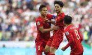 'Vào tứ kết Asian Cup - đội tuyển Việt Nam quả cảm, sáng loà'