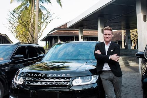 Ông Anthony J. Gill - Tổng Giám đốc Four Seasons Resort The Nam Hải.