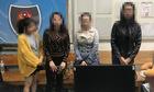 Đài Loan bắt nhóm nghi phạm giúp 152 du khách Việt biến mất