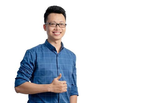 Thầy Nguyễn Trung Nguyên, giáo viên tiếng Anh Hệ thống giáo dục Hocmai.vn