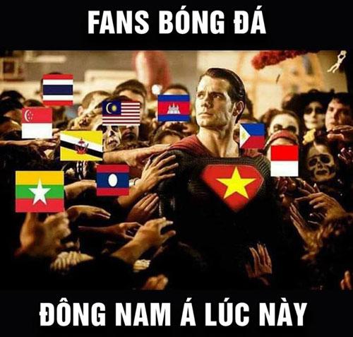 Sứ mệnh của bóng đá Việt Nam.