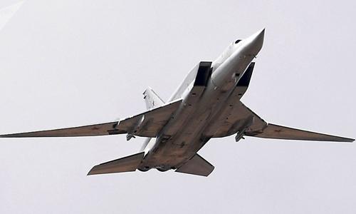 Oanh tạc cơ Nga đâm xuống đất vỡ nát, ba người thiệt mạng