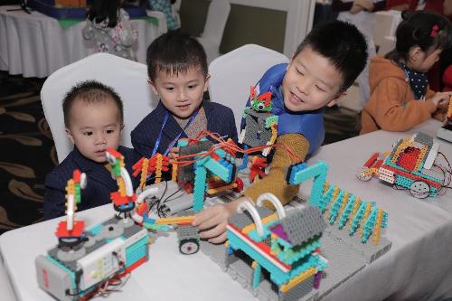 Trẻ mầm non khám phá tri thức qua thuyết kiến tạo - 2