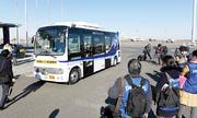 Nhật Bản thử nghiệm xe buýt tự lái phục vụ Olympics 2020