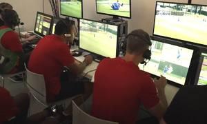 Đội tuyển Việt Nam lần đầu trải nghiệm công nghệ VAR